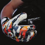 Вратарские перчатки Elite Combat