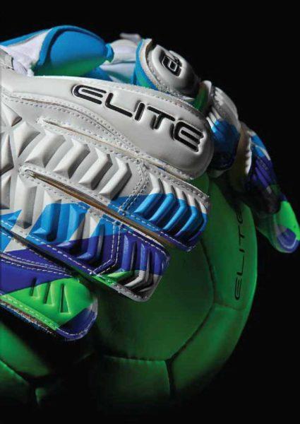 Профессиональные вратарские перчатки Elite Aqua H