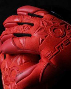 Профессиональные вратарские перчатки Elite Neo Red