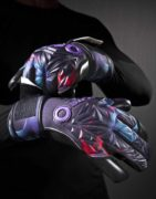 Профессиональные вратарские перчатки Elite Ignis